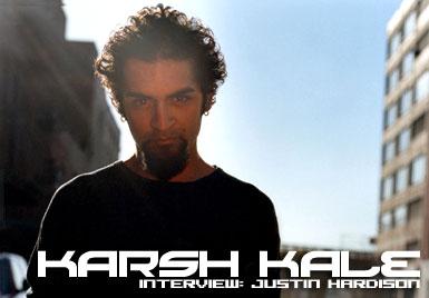 Levelheaded - November 2001 - Karsh Kale Interview