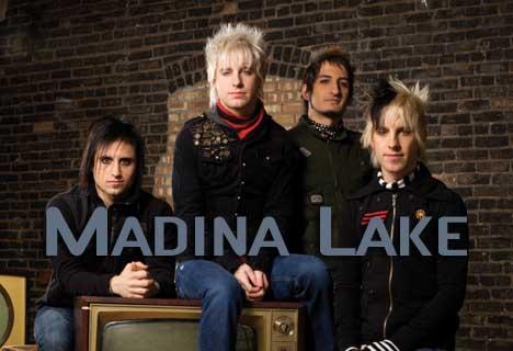 Madina lake _ Madinalaketopper